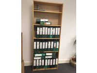 ** FREE TO COLLECT** Wooden Shelf Unit