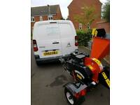 Cambridge Landscape Gardening service TOP rated & reviewed tree, hedge and chipper service.