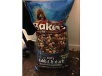 Bakers Rabbit & Duck Dry Adult Dog Food