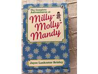 Milly Molly Mandy Book Set. New