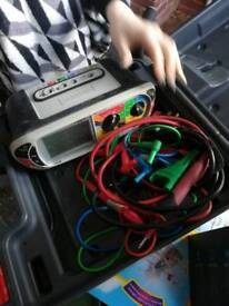 Used electrical tester