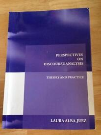 Perspectives on Discourse Analysis: Theory and Practice Paperback – by Laura Alba-Juez