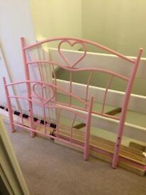 Single bed frame **SOLD**