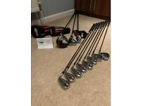 Taylormade M6 Full set of irons and woods