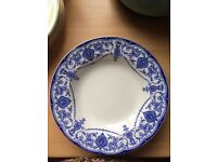 Clearance of antique and modern dishes, china, kitchen equipment, vintage and new