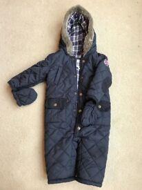 Junior J by Jasper Conran boys snowsuit
