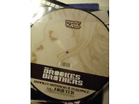 """Brookes Brothers Tear You Down picture 12"""" vinyl"""