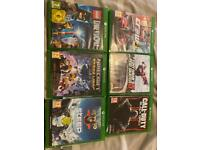 Xbox one games £25 for all 6