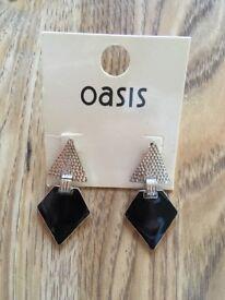 Bracelets, earrings, brooch