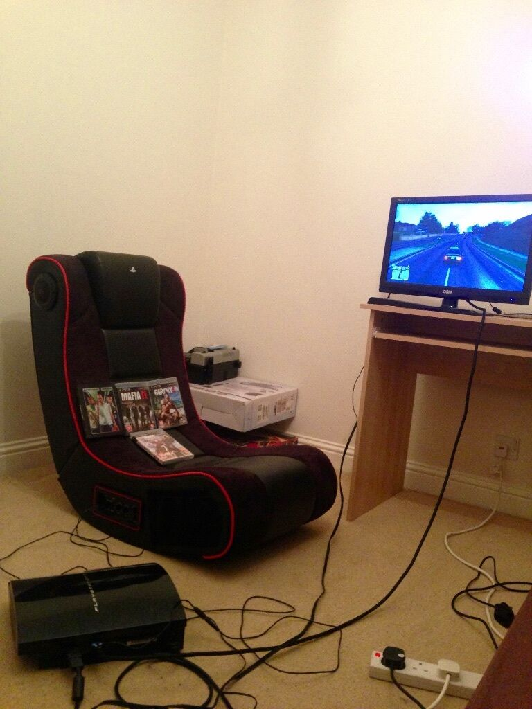 Sony Playstation Gaming Chair 50 Sony Ps3 Console