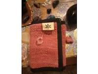 Gorgeous Hemp Purse