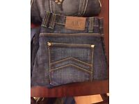 Branded Mens Jeans Armani Jasper Conran Robin Jean (USA brand)