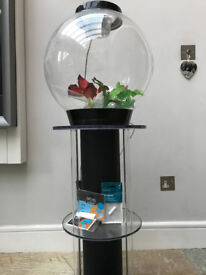 Biorb 30l plus stand and extras