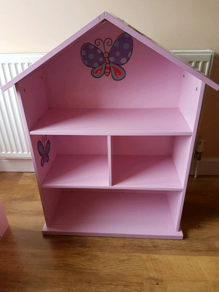 gumtree ash bookcase bookshelves bookshelf pink hampshire in vale p