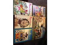6 Punch magazines from '74