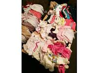 Baby clothes full set