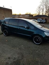 FORD S MAX 2.5T LPG!!!