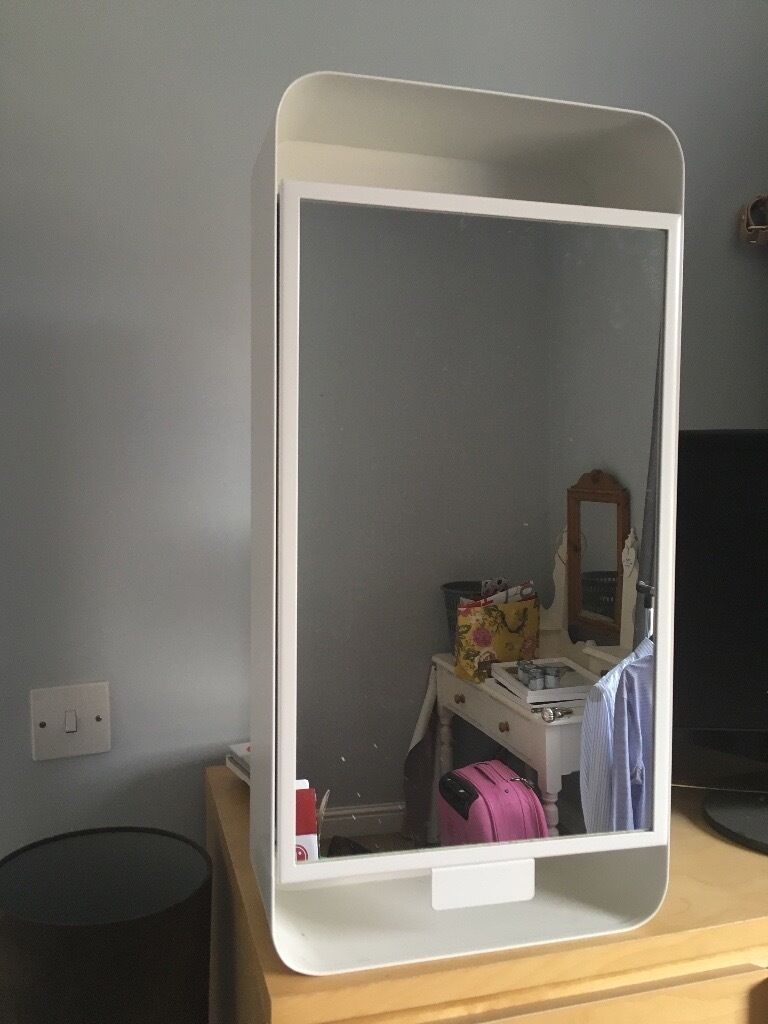 Ikea gunnern bathroom wall cabinet in southville for Bathroom cabinets gumtree