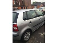 Volkswagen polo 2005 1.2 none owners low MILLAGE!