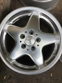16 inch alloy weel for benz