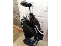Golf bag with some clubs Price reduced
