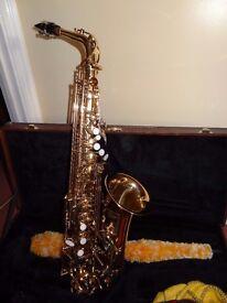 Earlham Professional Series II Saxophone