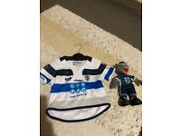 Featherstone rivers top and teddy mascot