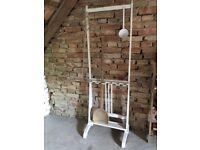 Tool Organiser Cleaning Unit Brush or umbrella stand Multi Use Shabby Hallway Kitchen