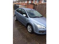 Ford Focus mk2 ghia low miles ,hpi clear ,140cheaper then auto trader valuation