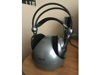 Philips SBC HC205 Cordless Headphones - Used