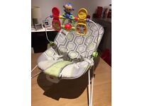 Fisher Price baby bouncer chair used but good condition