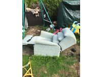 Sherbourne electric reclining chair works perfectly but needs a good clean cost over £700