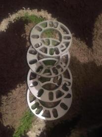 Vauxhall corsa wheel spacers