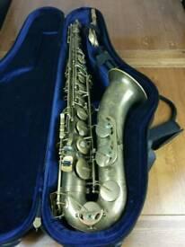 Saxophone tenor p mauriart 66 rul
