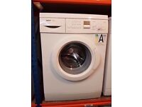BOSCH Exxcel 1400 Express 6kg A plus White Washing Machine Digital Screen