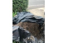Quality top soil for free