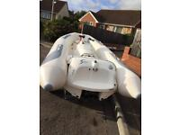 Avon Seasport 3.2 Jet Boat / Rib Tender /Dingy