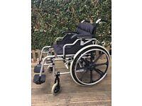 Alfred Bekker Self Propelled folding wheelchair, Never used