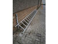 5m Alluminium ladders