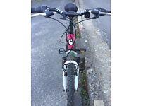 Ladies Muddy Fox Dazzle Mountain Bike
