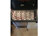 WEm Reverbmaster Mixing Desk and Spring Reverb 1970s
