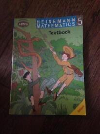 Heinemann Mathematics 5 Textbook