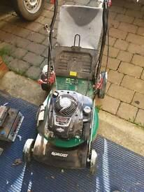 Qualcast self drive lawn mower for sale