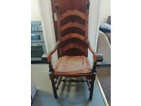 Dining/occasional chairs x2 ideal for upcyle