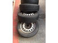 Vivaro wheels/reanault traffic