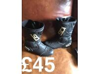 Motorbike clothing and accessories for sale