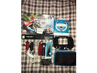 Wii u Bundle great condition includes games