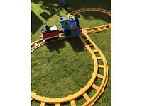 Thomas Ride On and Track