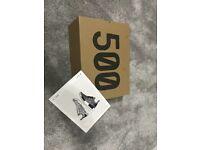 Adidas Yeezy 500's UK Size 7 Blush Colour Wave