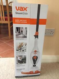 Vax Steam Glide Steam Cleaner BNIB